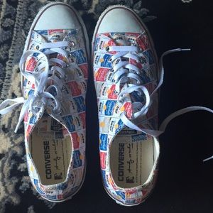 Converse Andy Warhol Campbell Soup Cans